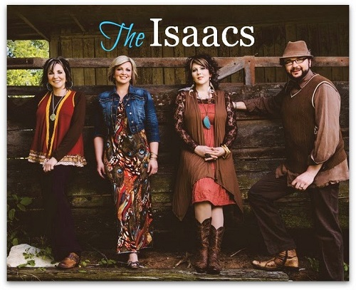 NFL Legend Terry Bradshaw Shares Stage With The Isaacs