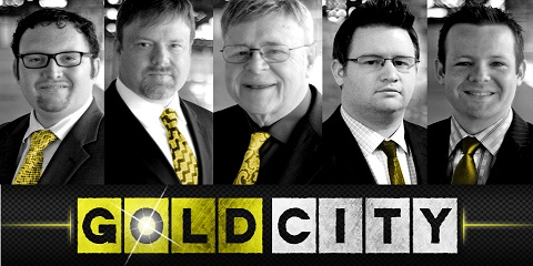 35 Golden Years for Gold City Quartet