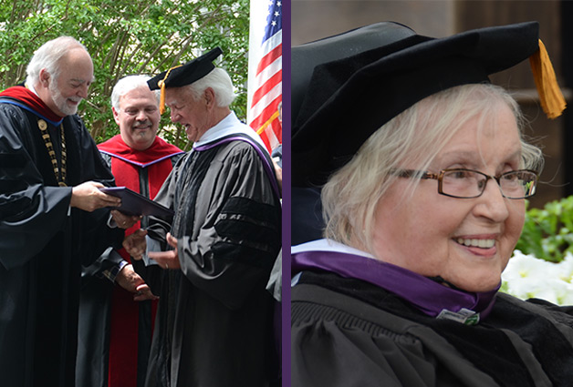 Ben And Faye Speer Honored By Trevecca Nazarene University