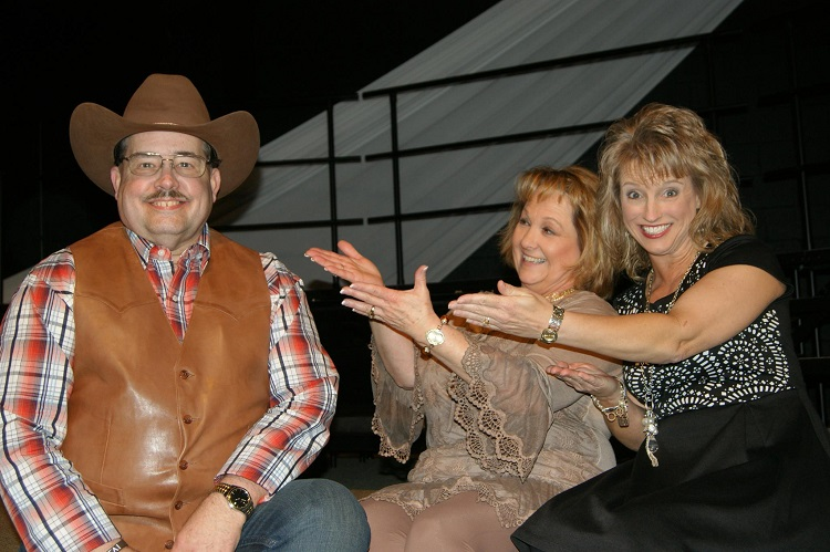 Successful Western Tour For Bev McCann and Friends