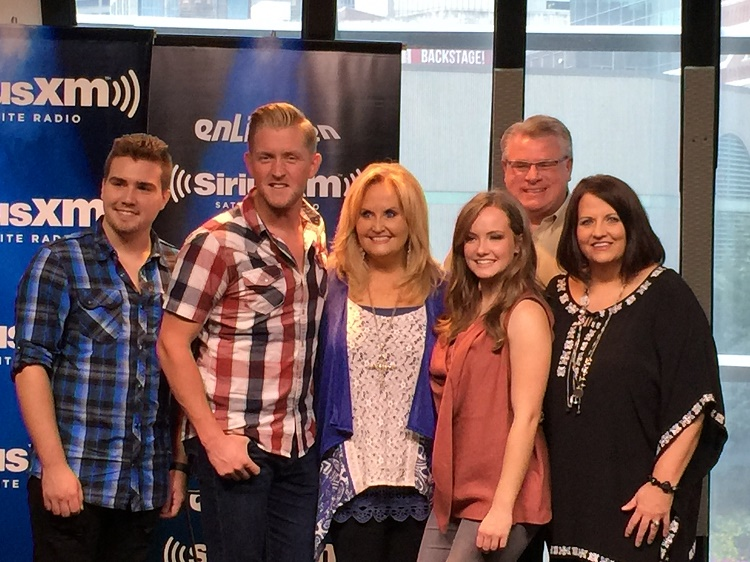 Tune-In Alert Karen Peck and New River On Sirius XM
