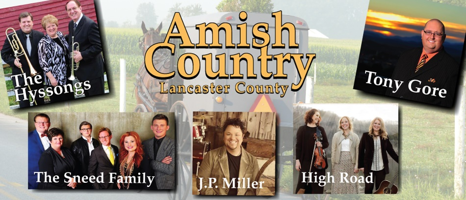 Sneed Family Presents Bus Tour With Two Great Concerts In Amish Country