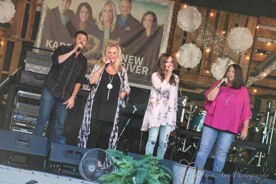 Karen Peck and New River Celebrate 25 Years At Homecoming