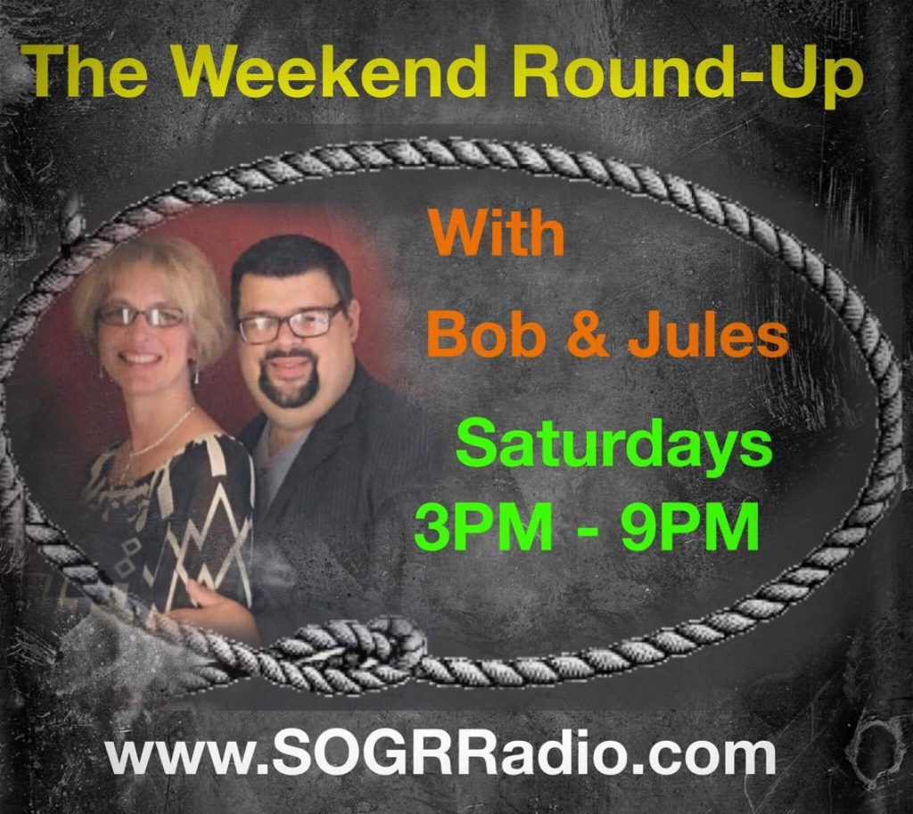 """The Weekend Round-Up"" Comes To SOGR Radio"