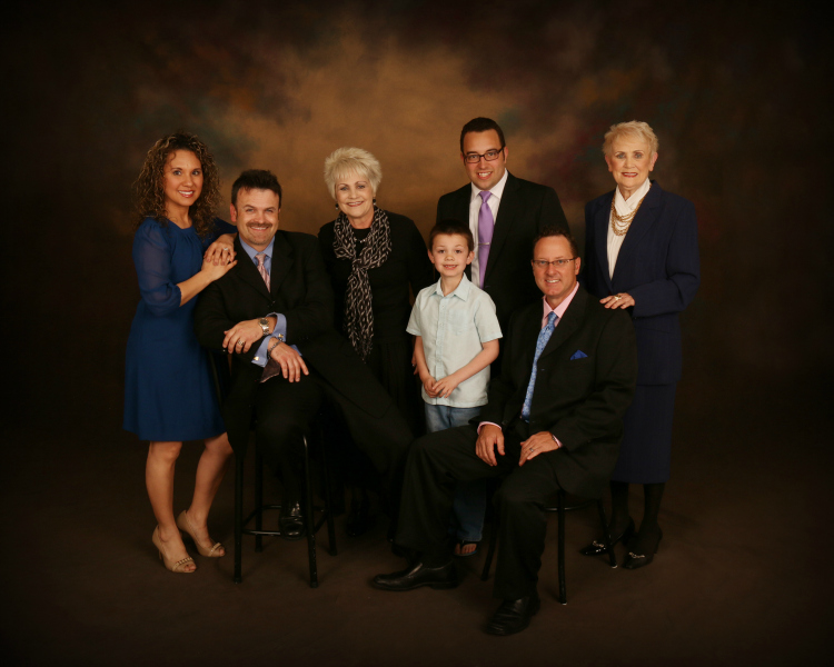 The Walkers Celebrate 25 Years of Full Time Music Ministry