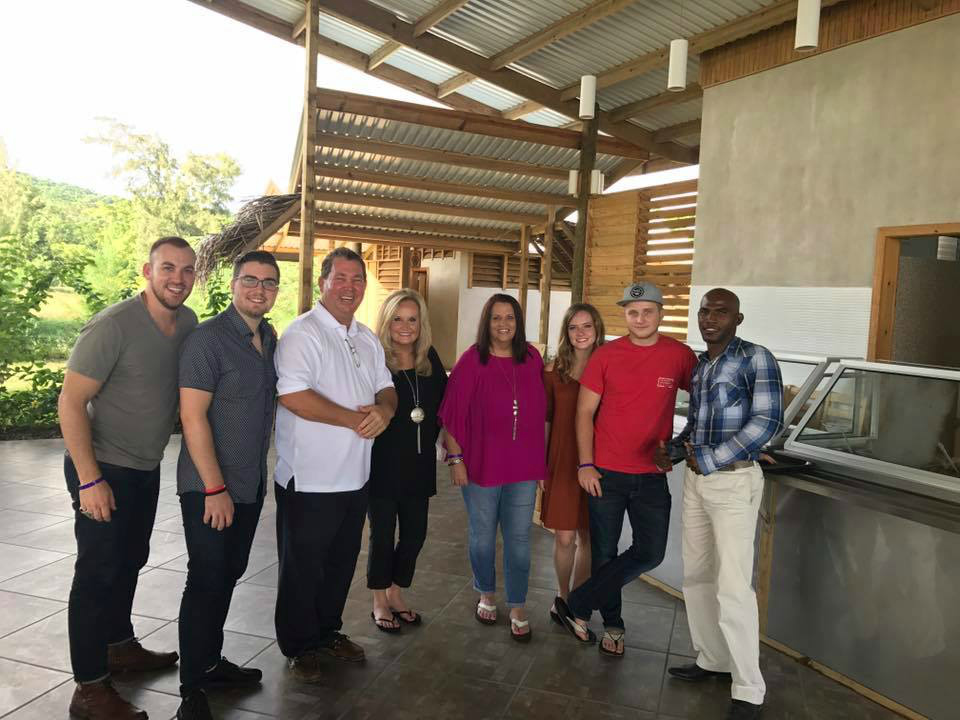 Karen Peck and New River Makes Global Impact – Group Ministers In Honduras For First Time
