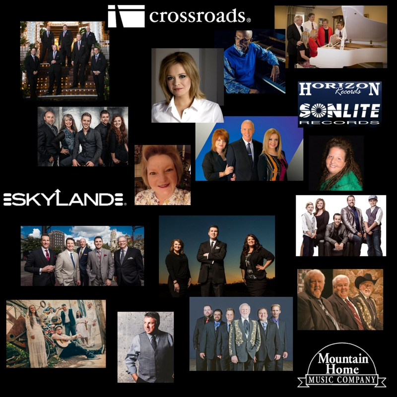 Crossroads Label Group Proudly Congratulates Artists On Ballot for the 2017 GMA Dove Awards